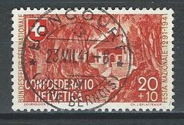 SBK B14, Mi 397 Stempel Boncourt - Used Stamps