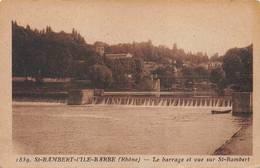 Lyon 9 Saint Rambert Ile Barbe Et Caluire Goutagny 1859 - Lyon 9