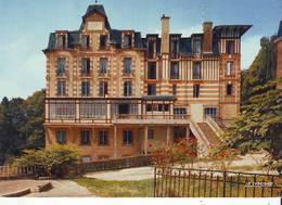 Cpm Cpsm   Tesse La Madeleine  Hotel Du Parc - Otros Municipios