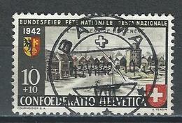 SBK B15, Mi 408 Stempel Bauma - Used Stamps