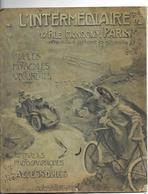 75 Paris L Intermédiaire Catalogue De 1909 - Publicités