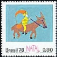 1976 C-0959 Christmas 1976 Santa Claus - Brésil