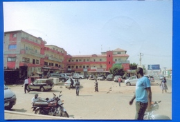 Südsudan SOUTH SUDAN Postcard Business Plaza Juba ,mint, Locally Published Soudan Du Sud #1 - Soedan
