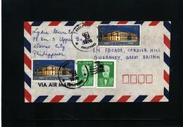 Philippines1976 Interesting Airmail Letter - Philippinen