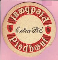 Bierviltje - PIEDBOEUF - Extra Pils - Sous-bocks