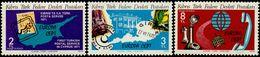 CEPT / Europa 1979 Turquie Adm. Chypre N° 61 à 63 ** Histoires Postales - Europa-CEPT