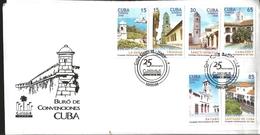 J) 2008 CUBA-CARIBE, BURO OF CONVENTIONS, CITIES OF THE CARIBBEAN, TOURISM, HAVANA, TRINIDAD, SANCTI SPIRITUS - Cuba