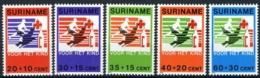 Suriname 1979 Voor Het Kind, Vogels, Birds, Oiseaux, Vögel. MNH/**/Postfris - Suriname