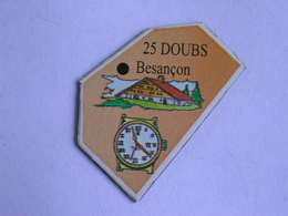 Magnet Le Gaulois DEPARTEMENT FRANCE 25 Doubs - Magnets