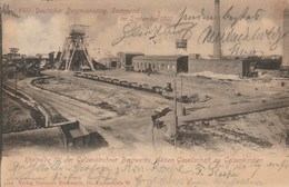 Rheinelbe III Der Gesenkirchner Bergwerks AG - VIII Deutscher Bergmannstag Dortmund 1901 - Gelsenkirchen