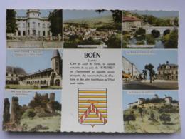 CPSM (42) Loire - BOEN - France