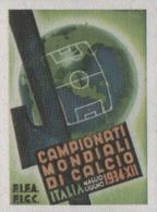 Italia - Mundiales Italia 1934 - Nuevo - Fußball-Weltmeisterschaft