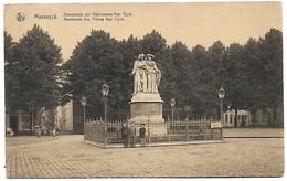 Maaseik Standbeeld Der Gebroeders Van Eyck - Maaseik