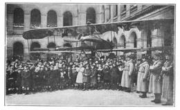 WW1 14-18 PARIS Invalides Enfants Des écoles à La Cérémonie Des Décorations 1916 - 1914-18