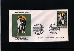 Niger 1963 Europe - Africa Economic Cooperation FDC - Europäischer Gedanke