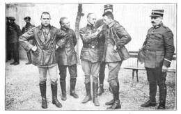 WW1 14-18 Equipage Du Zeppelin Fait Prisonnier à Salonique  1916 - 1914-18
