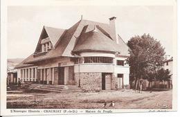 CHAURIAT - Maison Du Peuple - France