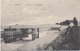 HAMME 1918 - Pont Sur La Durme - No. 11 - Hamme