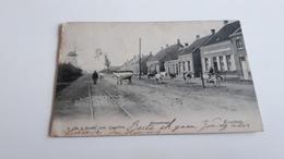 *KRUISWEG Dorpstraat (moulin-vaches) Oblitéré En 1906 - Andere
