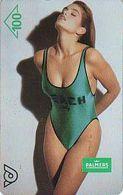 Austria 153 Palmers Nice Girl Plakat 1988 ,600A - Oesterreich