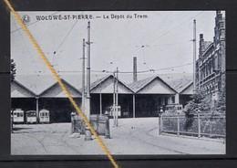 REPRODUCTION  WOLUWE BRABANT BRUXELLES BRUSSEL  TRAM - St-Pieters-Woluwe - Woluwe-St-Pierre
