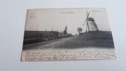 *KRUISWEG Zicht Op Kruisweg  Oblitéré En 1903 - Andere