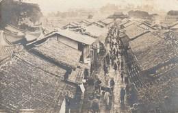 Yunnan-Fou - Carte Photo - Chine