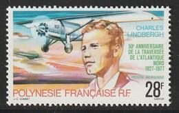 POLYNESIE - Poste Aérienne - PA N° 125 ** (1977) - Poste Aérienne