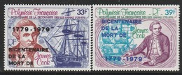 POLYNESIE - Poste Aérienne - PA N° 142/3 ** (1979) - Poste Aérienne