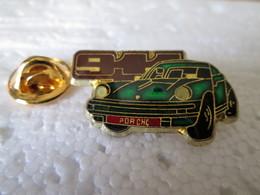 PIN'S   PORSCHE  911 - Porsche