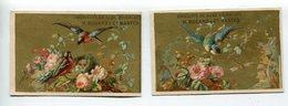Chromo Nantes Bugard Oiseaux (2) - Autres