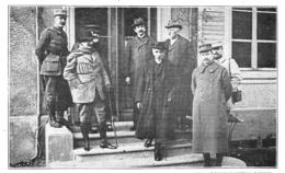 WESSERLING Parmi Les Présents: Maurice Barrès Et  Edmond Rostand  1915 - Old Paper