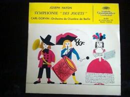"""Joseph Haydn: Symphonie """"des Jouets""""-Carl Gorvin-Orchestre De Chambre De Berlin - Classical"""
