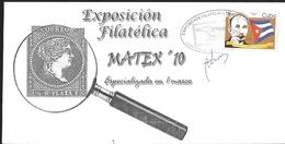 J) 2010 CUBA-CARIBE, CENTENARY OF THE WAR OF INDEPENDENCE, FLAG, CROCODILE, SIGNATURE, JOSE MARTI, PHILATELIC - Cuba