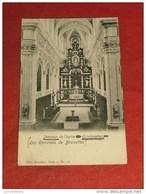 GRIMBERGEN -  Binnenzicht Van De Kerk  -  Intérieur De L'église - Grimbergen