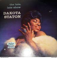 DAKOTA STATON THE LATE - LATE SHOW - LP33 CAPITOL - Compilations