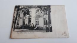 * MOL Hôtel Du Duc De Brabant   Animée Oblitérée Début 1900 - Mol