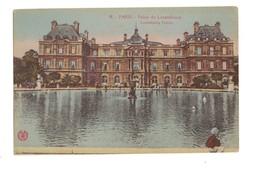 CPSM. France. Paris. Palais Du Luxembourg - Châteaux