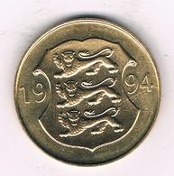 5 KROON 1994 ESTLAND /1486/ - Estonie