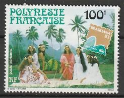 POLYNESIE - Poste Aérienne - PA N° 176 ** (1983) - Poste Aérienne