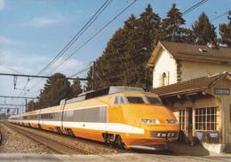 TGV En Gare De Cointrin Genève - GE Genève