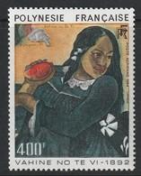 POLYNESIE - Poste Aérienne - PA N° 183 ** (1984) Gauguin - Poste Aérienne