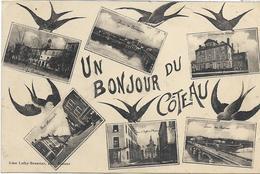 42 LOT 3 De 10 Belles Cartes De La Loire  , état Extra - Cartes Postales