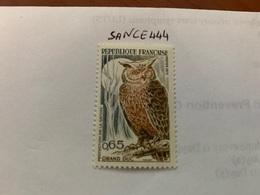 France Bird Owl Mnh 1972 - France