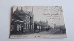 * OORDEREN In't Dorp   Oblitérée En 1906 - Andere