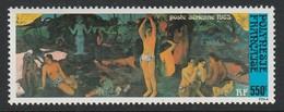 POLYNESIE - Poste Aérienne - PA N° 186 ** (1985) Musée Gauguin - Poste Aérienne