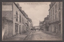 CPA SAINTE-ANNE-D'AURAY-Entrée Du Village- - Sainte Anne D'Auray