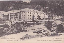 Pays D'Aran Bains De Caldas (Haute Catalogne) - Collection Spont N° 52 - Bon état - - Non Classés