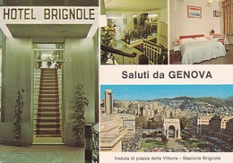Genova. Hotel Brignole - Genova