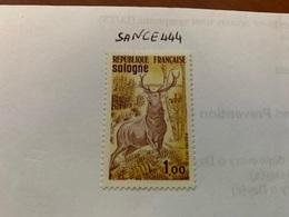 France Nature Sologne Mnh 1972 - France